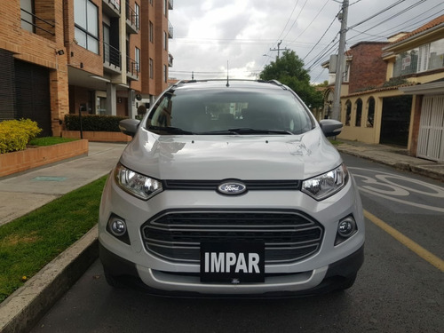 ford ecosport freestyle   4x4 2014