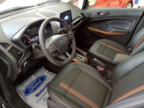 ford ecosport freestyle  modelo 2020 4x4  2.0cc