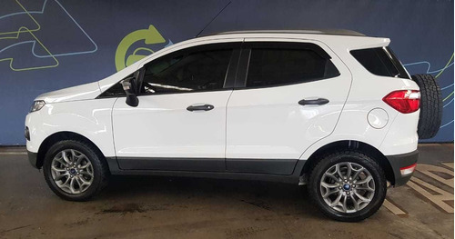 ford - ecosport freestyle - motor 1.6 - ano 2017