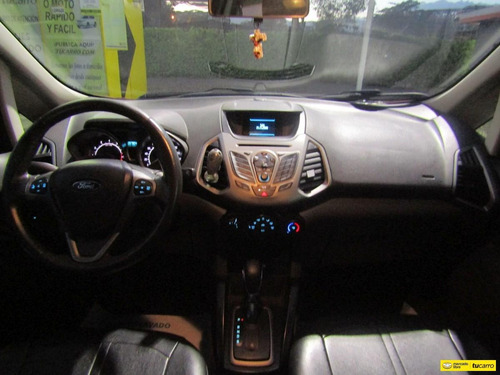 ford ecosport full equipo