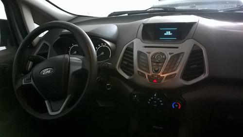 ford ecosport gris 1.6 2013 full la plata 66.000km