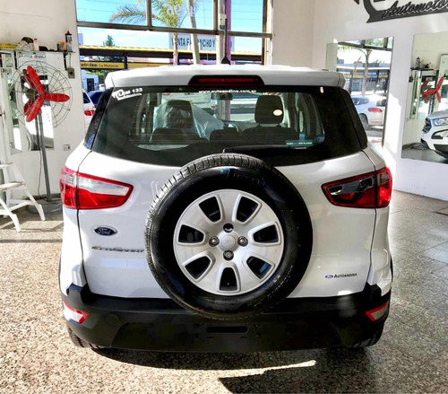 ford ecosport l/19 nafta full full  0km  ,  anticipo $