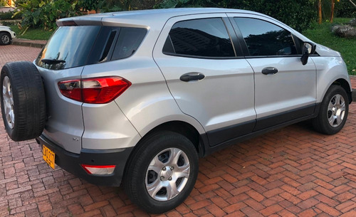 ford ecosport mecánica