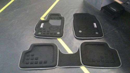 ford ecosport moquetas sistema catcher dirt 3d tuning
