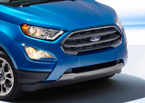ford ecosport plan ovalo