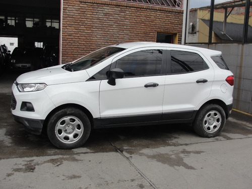ford ecosport s 1 ,6 l mt unica mano 2013 inmejorable estado