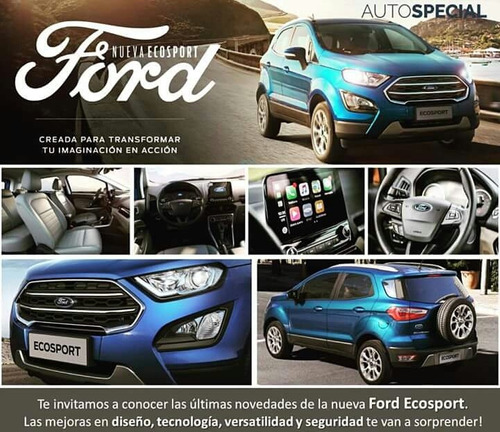 ford ecosport s 1.5 0 km 2017 5 puertas cb2