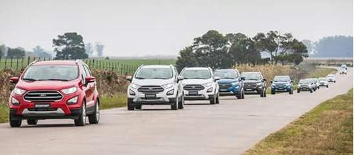 ford ecosport s 1.5 0km cg5