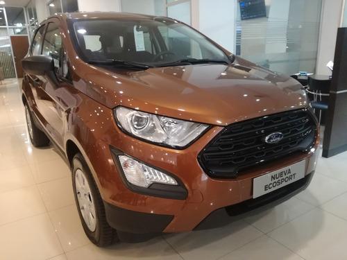 ford ecosport s 1.5 123cv 4x2 0km 2020 stock físico