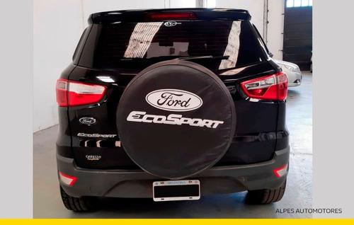 ford ecosport s 1.6 2016 usado como nuevo!