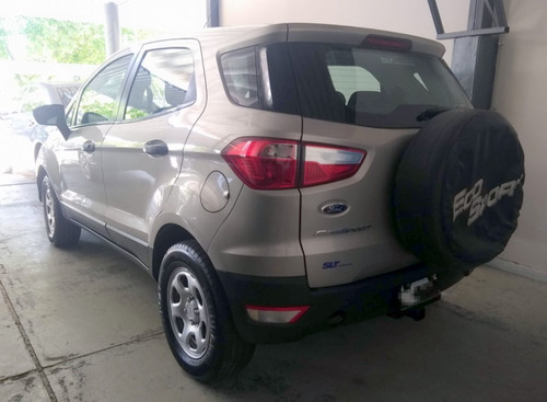 ford ecosport s 1.6 manual 2013 122000 km