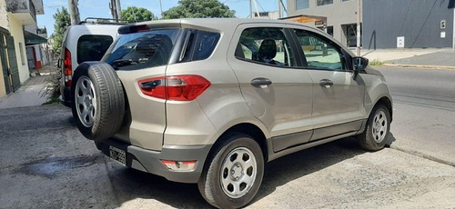 ford ecosport s 1.6 nafta - modelo 2014 - impecable