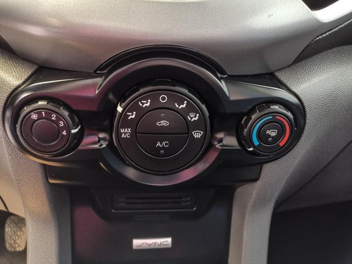 ford ecosport  s 1.6l 2017