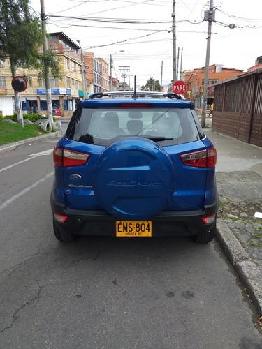 ford ecosport s e