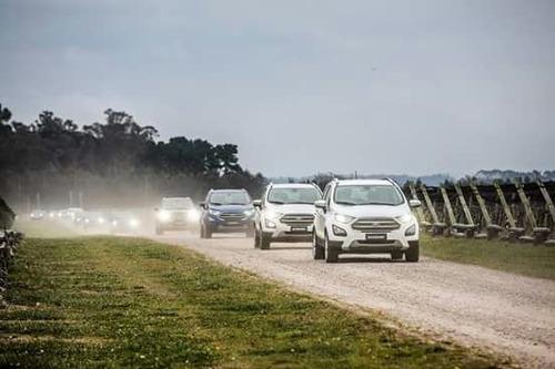 ford ecosport se 1.5 0km cg5