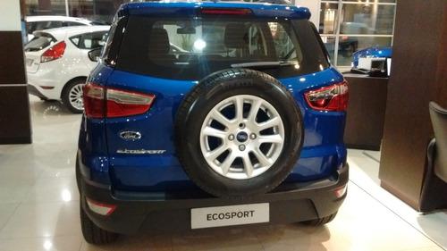 ford ecosport se 1.5 123cv 0km 2018 06