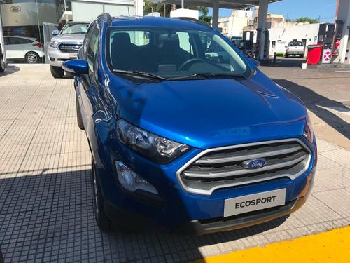 ford ecosport se 1.5 123cv 4x2 manual 0km stock físico 02