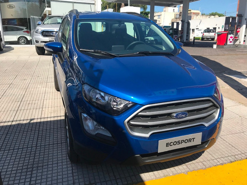 ford ecosport se 1.5 123cv 4x2 manual 0km stock físico 03