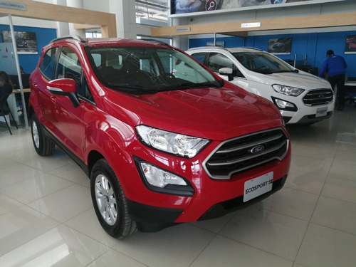 ford ecosport se 1.5 4x2 at