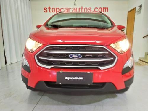ford ecosport se 1.5 aut