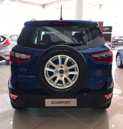ford ecosport se 1.5 dragon nafta manual 2018 12