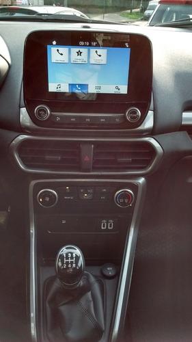ford ecosport se 1.5 entrega inmediata linea nueva