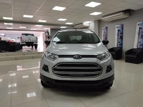 ford ecosport se 1.5l tdci mt 2014