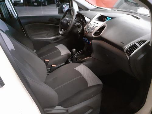 ford ecosport se 1.6 2015 inmaculada
