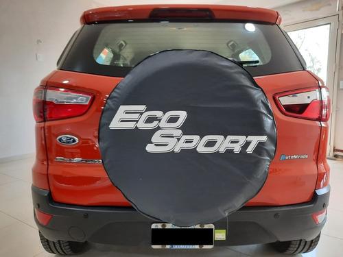 ford ecosport se 1.6 4x2   kms. 91000 permuto  autostrada