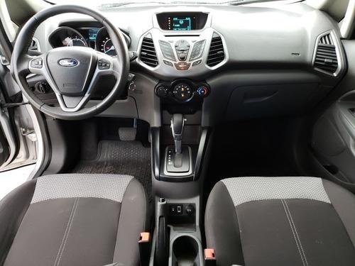 ford ecosport se 1.6 flex 2017 automático impecável