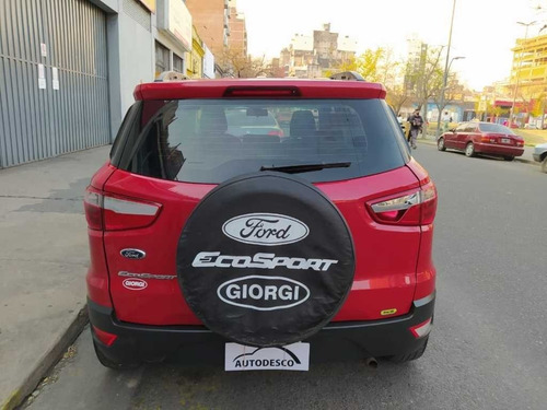 ford ecosport se 1.6 gnc 2015, excelente estado! autodesco