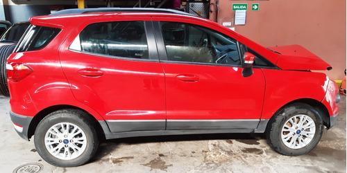ford ecosport se 1.6 l - 2016 - chocado