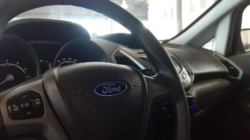 ford ecosport se 1.6 mt modelo 2014