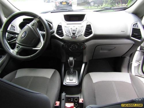 ford ecosport se 2000 cc 4x2