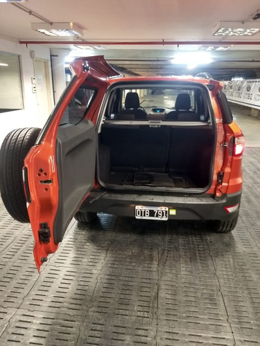 ford ecosport se 2015 con 47000km