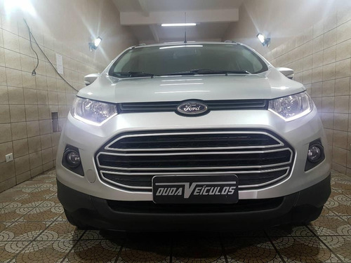 ford ecosport se at. 1.6 automática