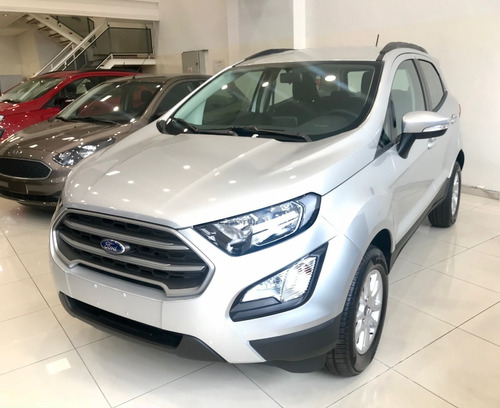 ford ecosport se automatica 0km tengo stock  as2