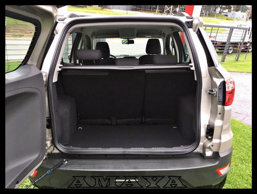 ford ecosport se entrega inmediata todos los colores amaya