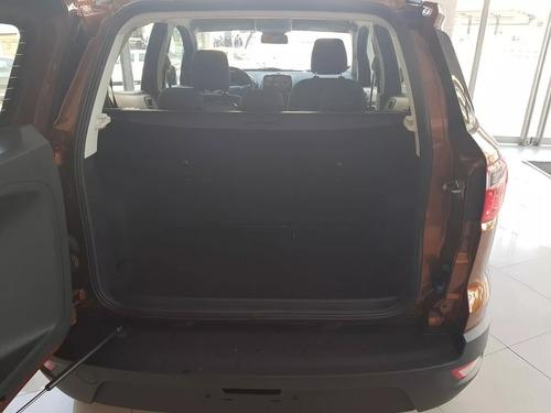 ford ecosport se manual entrega inmediata
