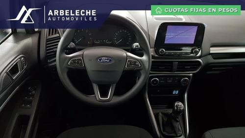 ford ecosport se mt black edition 1.5 2020 0km - arbeleche