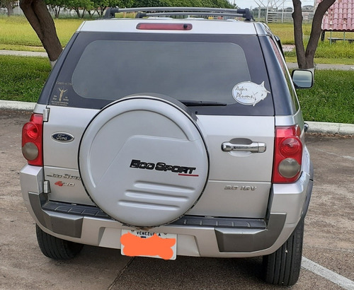 ford ecosport sincronica 2008