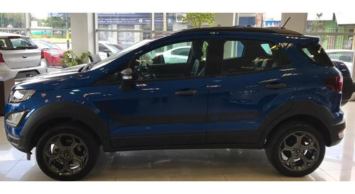 ford ecosport storm 2.0 4x4 at