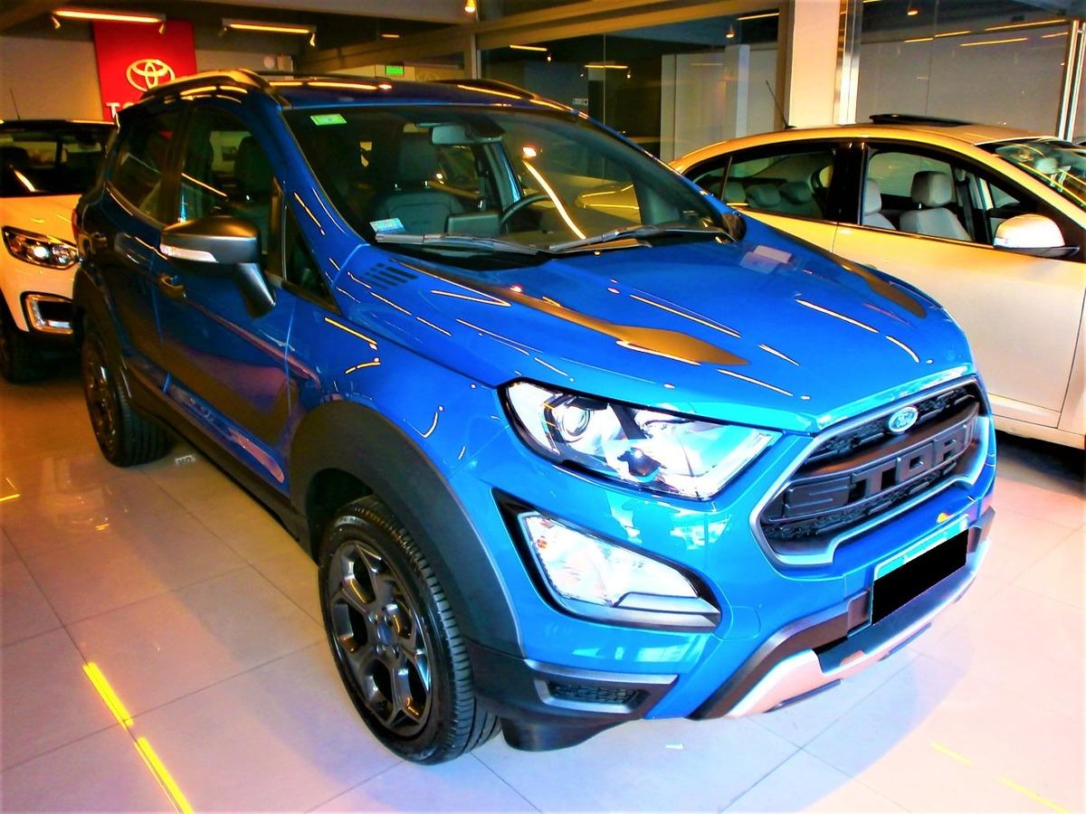 Ford Ecosport Storm 2 0 At 4x4 2019 900 000 En Mercado Libre