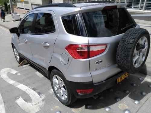 ford ecosport titanio automatica
