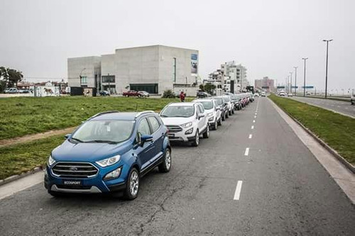ford ecosport titanium 1.5 0km cg5