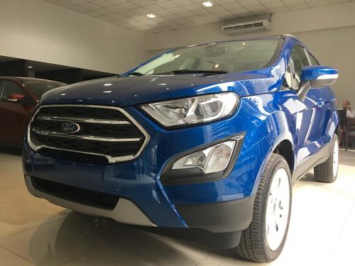 ford ecosport titanium 1.5 l 2018 0 km el mejor precio