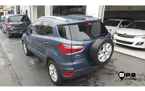 ford ecosport titanium 1.6 2012 automotores gps