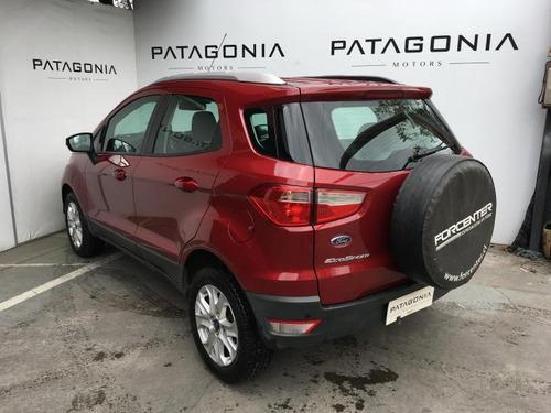 ford ecosport  titanium 1.6 2017