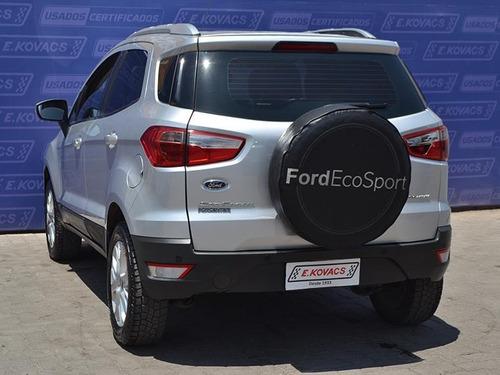 ford ecosport  titanium 1.6 ac mec 2017