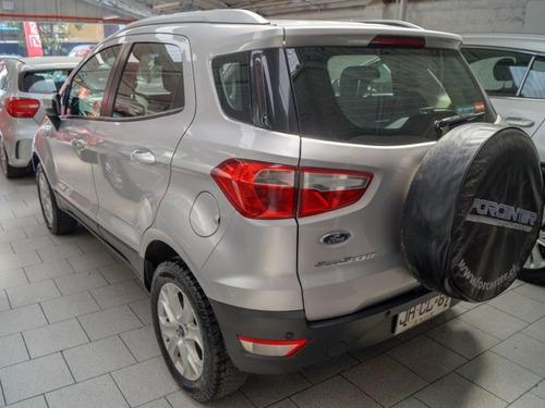 ford ecosport titanium 1.6 mt